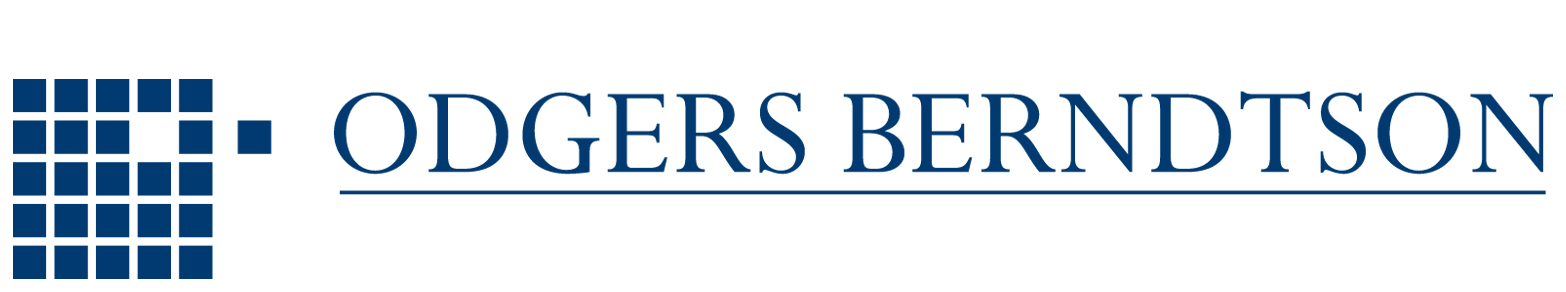 Odgers Berndtson logo with padding