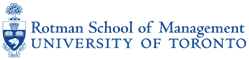 Rotman School of Management logo