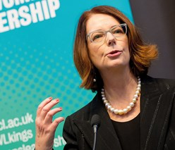 Finding a balance for better: an interview with Julia Gillard