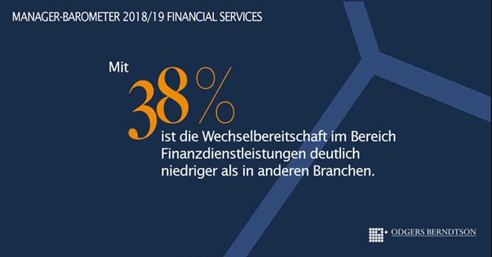 Manager-Barometer 2018/19 Financial Services | Odgers Berndtson