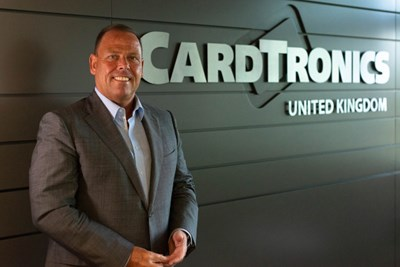 Marc Terry Managing Director - International Cardtronics