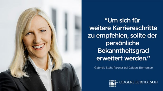 Gabriele Stahl | Odgers Berndtson