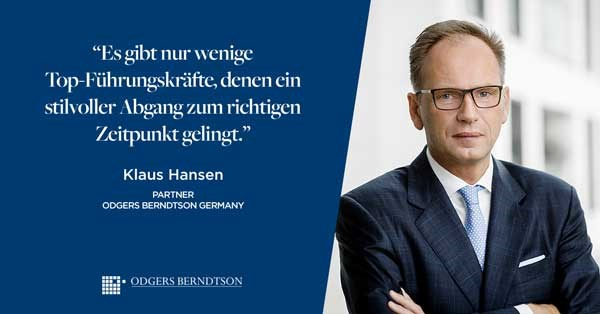 Klaus Meinung China | Odgers Berndtson